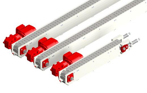 Scharnierkettenbänder bieten einen vielfältigen Einsatz innerhalb von verketteten Sortieranlagen. Die MaHa Korz GmbH ist spezialisiert auf die Planung, Konstruktion und Fertigung von Automationsanlagen, Fördertechnik und individuellen Sondermaschinen.